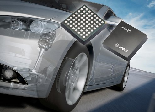 New generation of Bosch inertial sensors Bosch has launched a new generation of inertial sensors. The SMI7xy sensor platform is designed specifically for use in active and passive safety systems and in driver assistance systems.