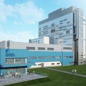 Dach ARGE Züblin Cofely errichtet Produktionskomplex für Milupa GmbH