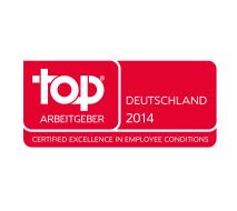 """EDEKA-Zentrale ist """"Top Arbeitgeber 2014"""""""