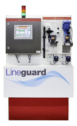 The Lineguard ProcessControl 200, a centralized monitoring and control solution, offers the advantages ...