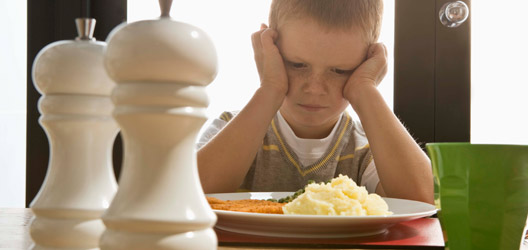 Loughborough University child feeding experts want to understand the reasons why kids refuse to eat vegetables