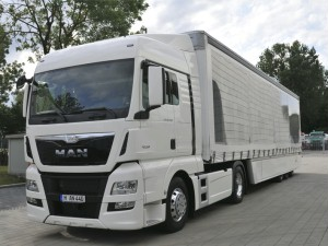 "METRO LOGISTICS Germany to use MAN vehicles to transport goods to ""METRO Cash & Carry"" and ""REAL"" stores"