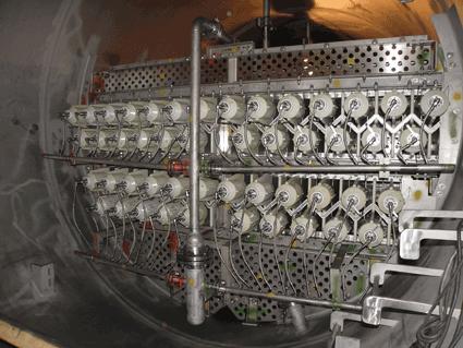 The Wärtsilä Vessel Internal Electrostatic Coalescer to be utilized at three North Sea oilfields