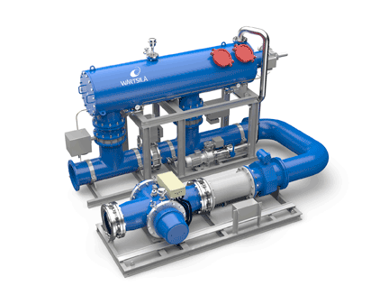 Two Ro-Ro ferries of UK based Condor Ferries to be retrofitted with Wärtsilä's new AQUARIUS READY ballast water management system