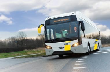 Belgian passenger transport company De Lijn ordered 105 hybrid Citeas from VDL Bus & Coach