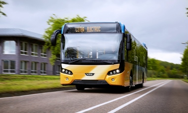 Finnish VDL Citea Electric to be delivered to Veolia Transport Finland as part of Finnish eBUS project