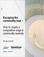 Escaping the commodity trap – How to regain a competitive edge in commodity markets (PDF, 4060 KB)