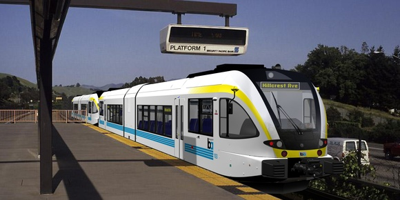 Stadler Rail to supply 8 GTW-trains to San Francisco Bay Area Rapid Transit District (BART)