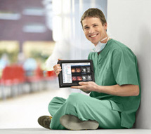 Agfa HealthCare launches web-enabled mobile image management technology that brings ICIS to smart phones and tablets