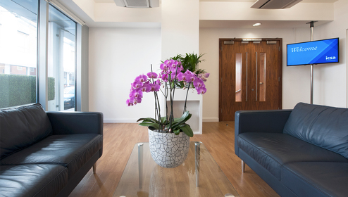 Maris Interiors LLP completes office relocation and fit-out project for ICSA
