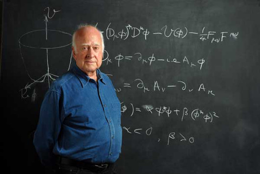 Professor Peter Higgs will be awarded honorary degree by University of St Andrews