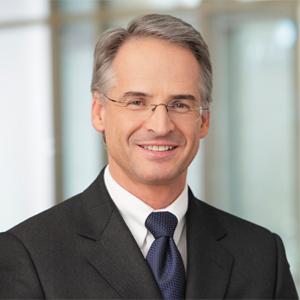 Dr. Ludwig Steinbauer, Vorsitzender der Geschäftsführung