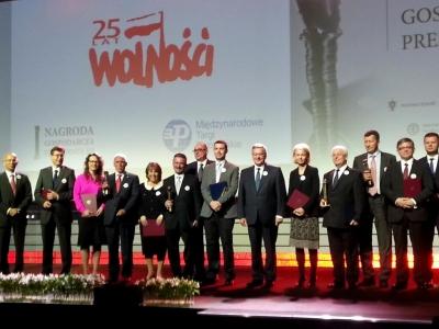 Grupa Azoty wins Polish President's Business Award