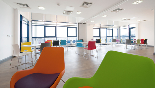 Maris Interiors LLP completes office design & relocation project for BOSE Ltd