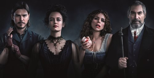 Sky Atlantic announced second season of its critically acclaimed drama series Penny Dreadful