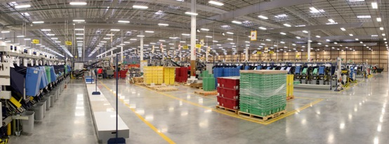 The LEGO Group inaugurated the latest expansion of their factory in Ciénega de Flores, Nuevo Leon, Mexico
