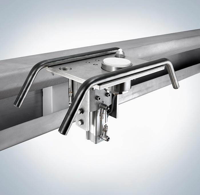 OnV FeltView: safe press felt measurements with Voith