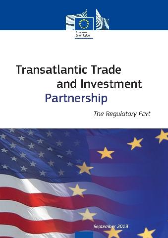 Transatlantic Trade and Investment Partnership Author: European Union  Copyright: European Union