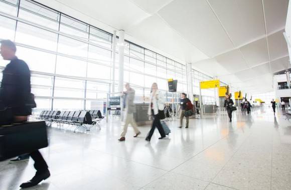 LHR Airports Limited 6.97 million passengers travelled through Heathrow in July 2014 making it Heathrow's busiest ever month
