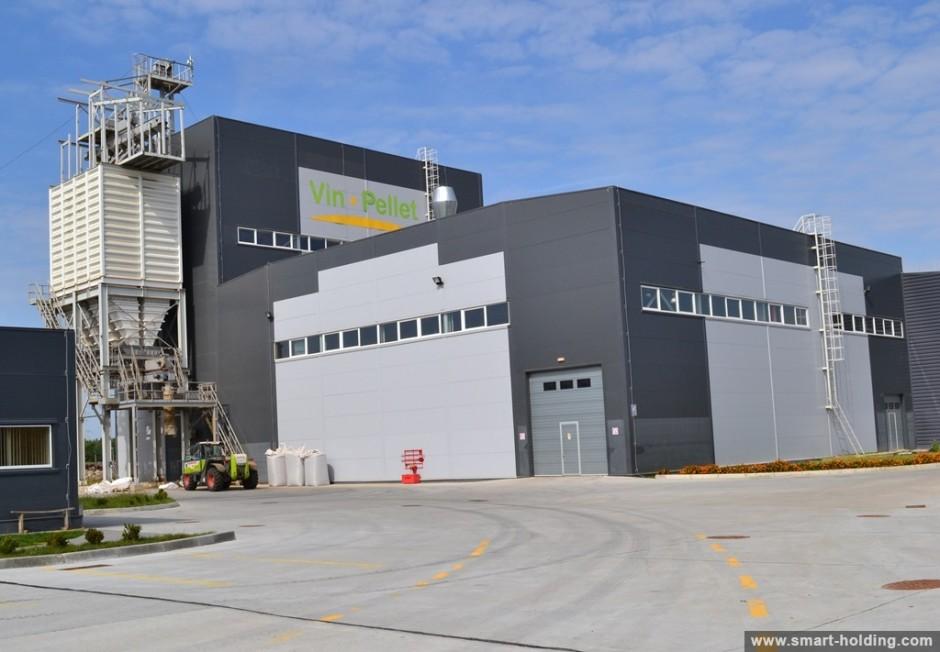 Vin-Pellet is Ukraine's 2013 Best Industrial Facility