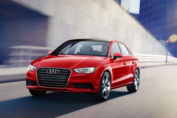 Audi reports its U.S. July 2014 sales increased 11.9% to 14,616 vehicles