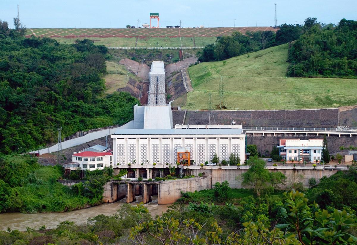 Thac Mo Hydropower station, Vietnam ©Alstom