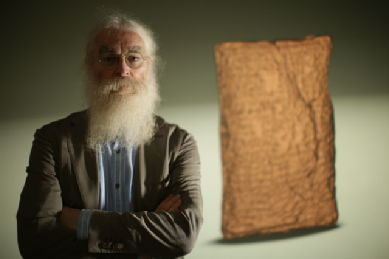 WMG, University of Warwick used 3D scanning and visualisation technology to help Dr Irving Finkel decipher 4000-year-old tablet that sheds new light on Noah's Ark