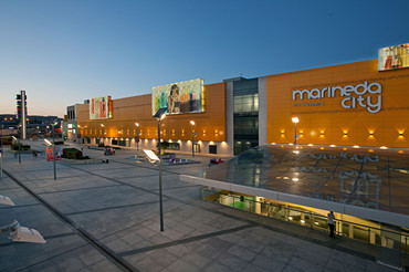 Marineda City exterior view