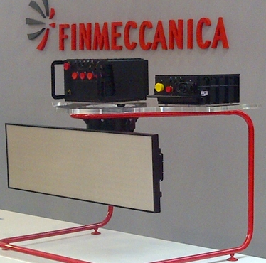 Finmeccanica – Selex ES introduces new surveillance radar system Gabbiano TS-80 PLUS at the International Defence Industry Exhibition in Poland