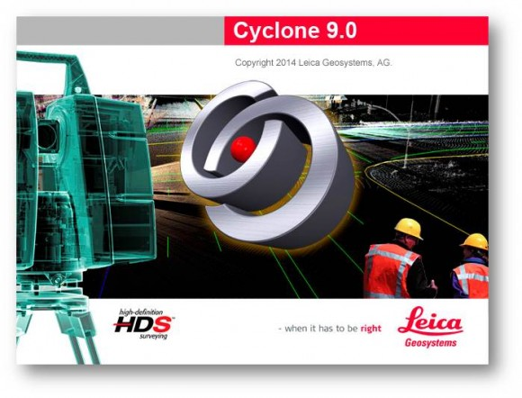 With Leica Cyclone 9.0, the industry leading point cloud solution for processing laser scan data, includes major innovations.