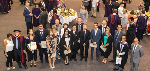 Loughborough University: Companies reward student engineering excellence