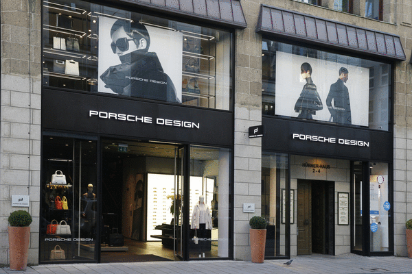 The Porsche Design Group opens new store in Hamburg