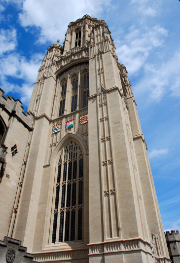 The University of Bristol ranked 29th in the QS World University Rankings and 7th of UK higher education institutions named in the top 200