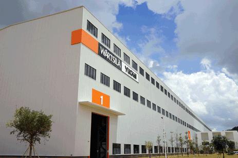 Wärtsilä Yuchai Engine Co., Ltd. opens new factory in Doumen District, Zhuhai City, Guangdong Province, China