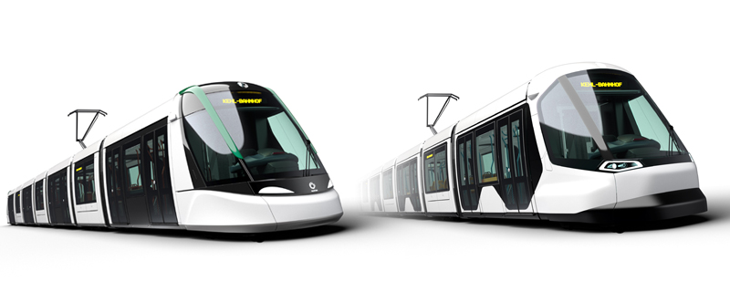 Alstom signed framework agreement with the Strasbourg Transport Company for the supply of 50 Citadis trams