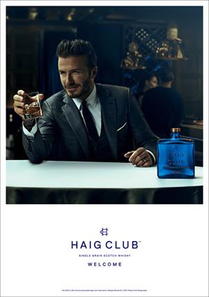 Diageo launches its new Single Grain Scotch Whisky, HAIG CLUB™