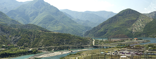 EBRD takes part in the upgrade of Komani hydro power plant in Albania