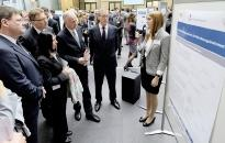 More than 600 experts attended the Volkswagen Group's PhD Day in Wolfsburg