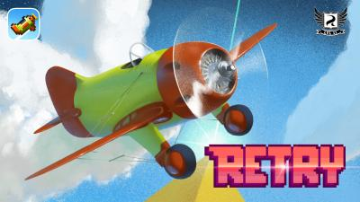 RETRY, the first game from Rovio's LVL11 publishing arm hits the global market
