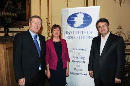 "University of Liverpool launched new course ""Understanding Northern Ireland"" at its campus in London"