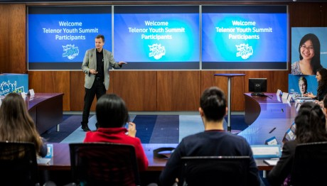 28 young social entrepreneurs to join Telenor Group's second Youth Summit next month in Norway