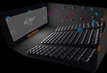 Auro 11.1 3D sound technology for digital cinema