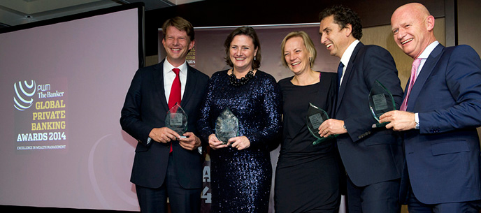 ING named 'Best Private Bank' in The Netherlands and Luxembourg by The Banker en PWM Magazine