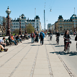 Ramboll and the City of Copenhagen cohost 'Realising Liveable Cities' conference on December 9 in Copenhagen