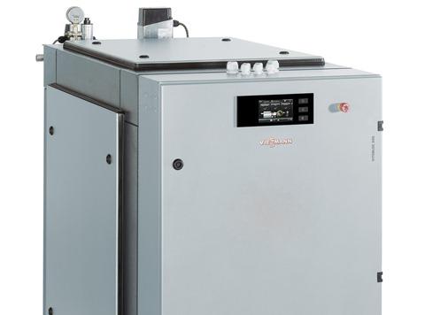 Intelligentes Energiemanagement: Viessmann BHKW Vitobloc EM 6 und RWE easyOptimize
