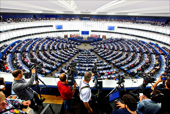 The ability to take stock of – and present – public opinion enables interest groups to influence how the media and policymakers grasp a given subject. (Photo: European Union)