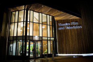 The University of York's Department of Film, Theatre and Television to host course on cinematic sound in March 2015