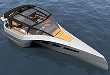 BMT Asia Pacific and McConaghy Boats announce the development of the Tri60® power boat