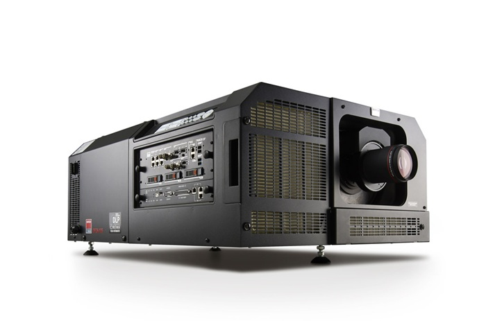 DP2K-10S Small DLP Barco Alchemy Cinema projector for screens up to 10m (33ft) wide