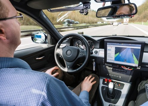 Automated driving at Bosch As one of the world's largest providers of mobility solutions, Bosch has been working on automated driving since 2011. Cars equipped with Bosch technology can already drive themselves in certain situations, such as traffic jams or when parking.